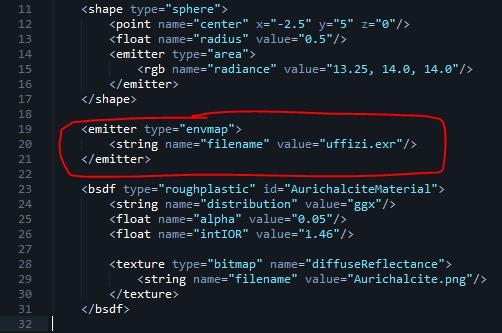 EnvMap_XML