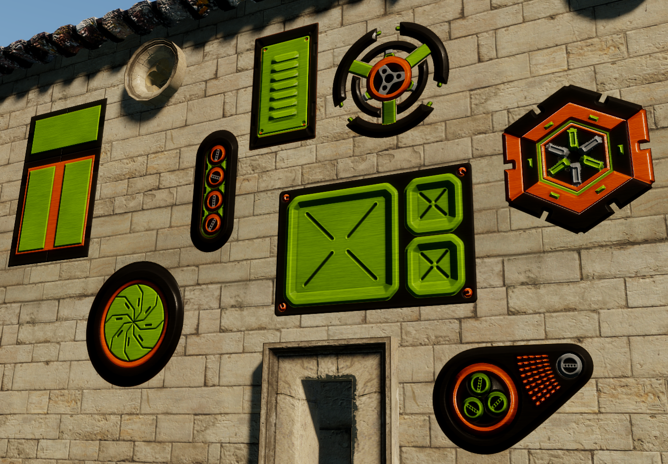 Bindless Texturing for Deferred Rendering and Decals – The Danger Zone