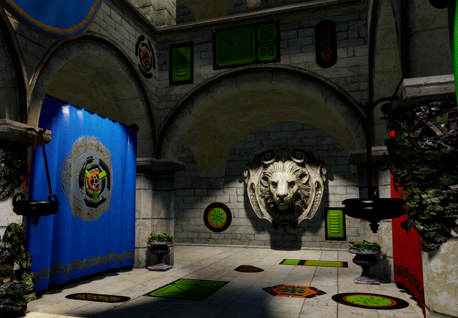 Bindless Texturing for Deferred Rendering and Decals – The